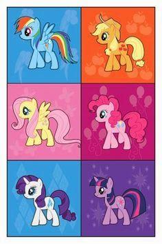 Maternar para sempre: Tema - My Little Pony