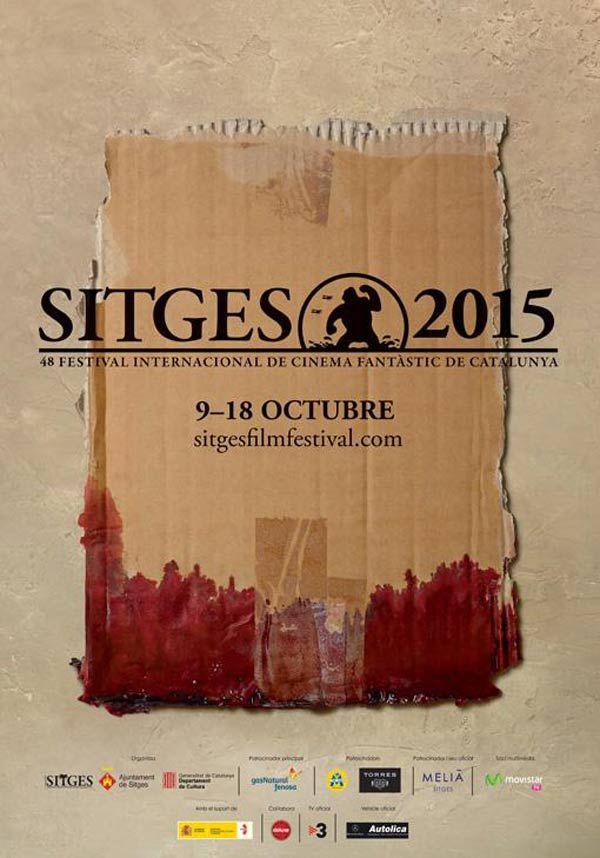 Sitges 2015   48º Festival Internacional de Cinema Fantàstic de Catalunya   9-18 d'Octubre de 2015