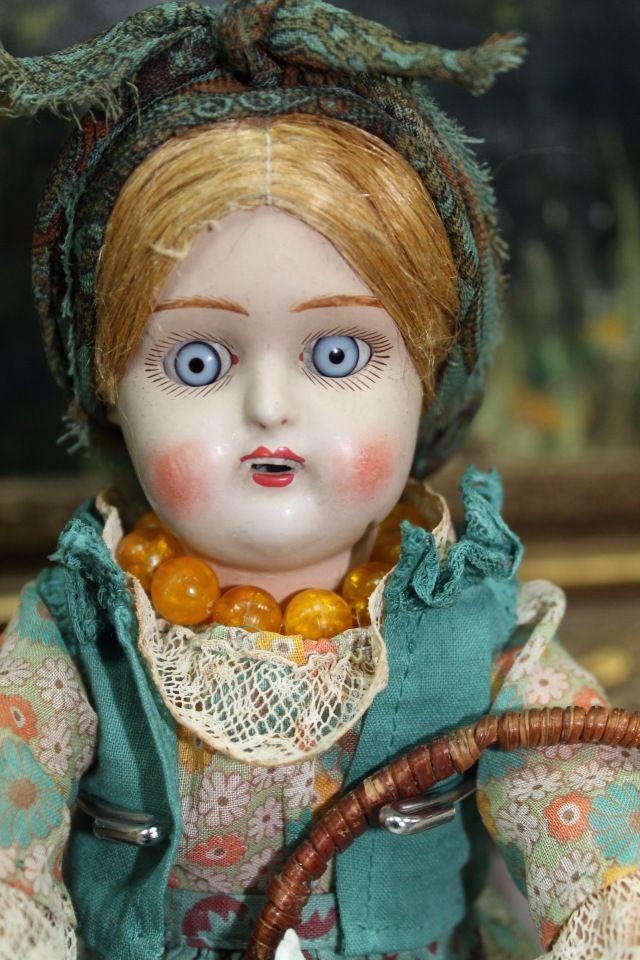 Русская антикварная кукла.Дунаевская артель. / Антикварные куклы, реплики / Шопик. Продать купить куклу / Бэйбики. Куклы фото. Одежда для кукол