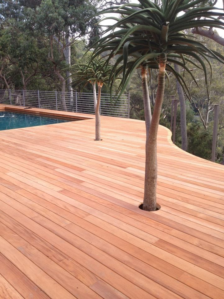 17 best images about genuine mahogany decking on pinterest for Hardwood decking supply