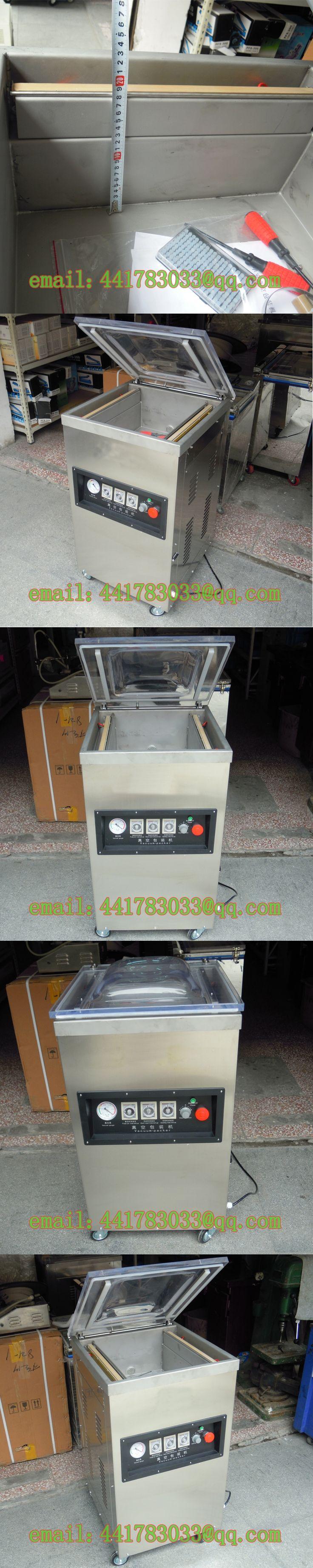 DZQ-500 / 2ES single-chamber vacuum machine deepen  Single-chamber vacuum packaging machine Poultry vacuum packaging machine