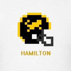 8-Bit Hamilton Ti-Cats