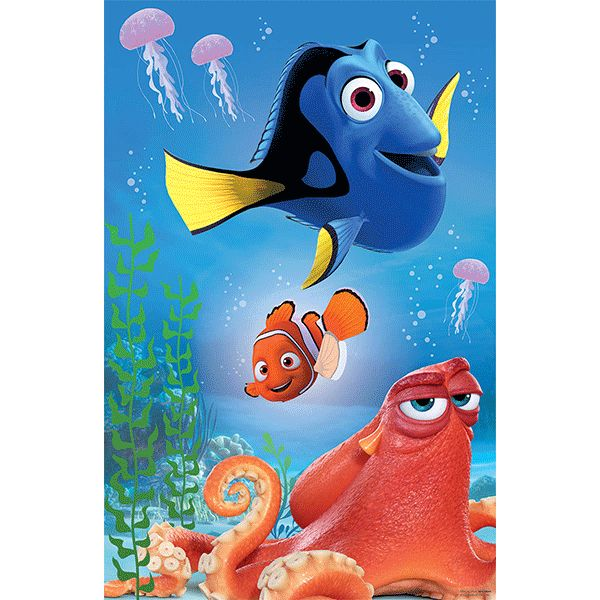 Finding Dory Game set 10pc | Wally's Party Factory #findingdory #nemo #game