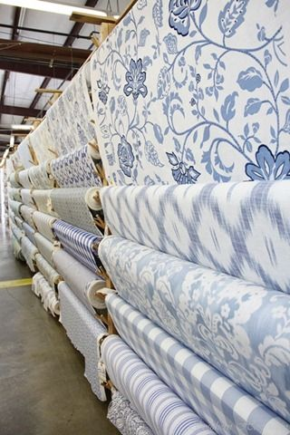 Lewis and Sheron Fabrics
