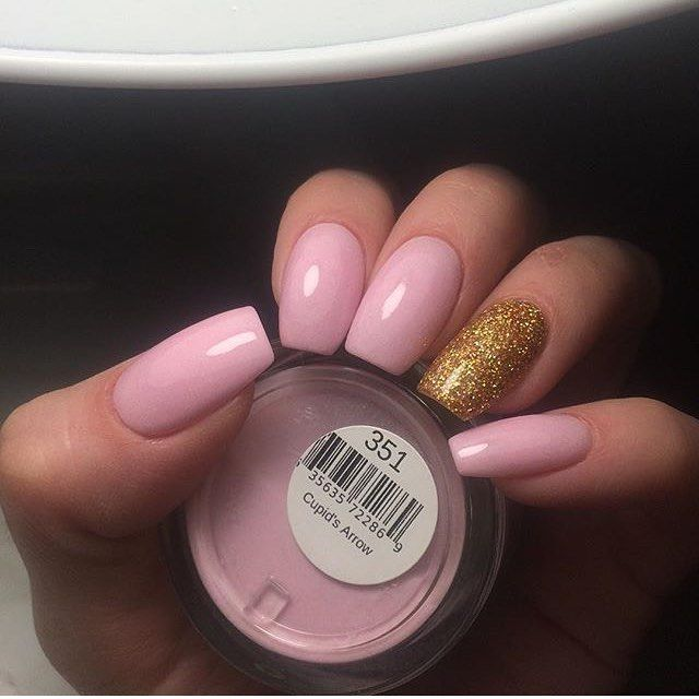 "SNS 351 ""cupid's arrow"" Instagram photo by @sns_nail_systems_and_thuya • 51 likes"