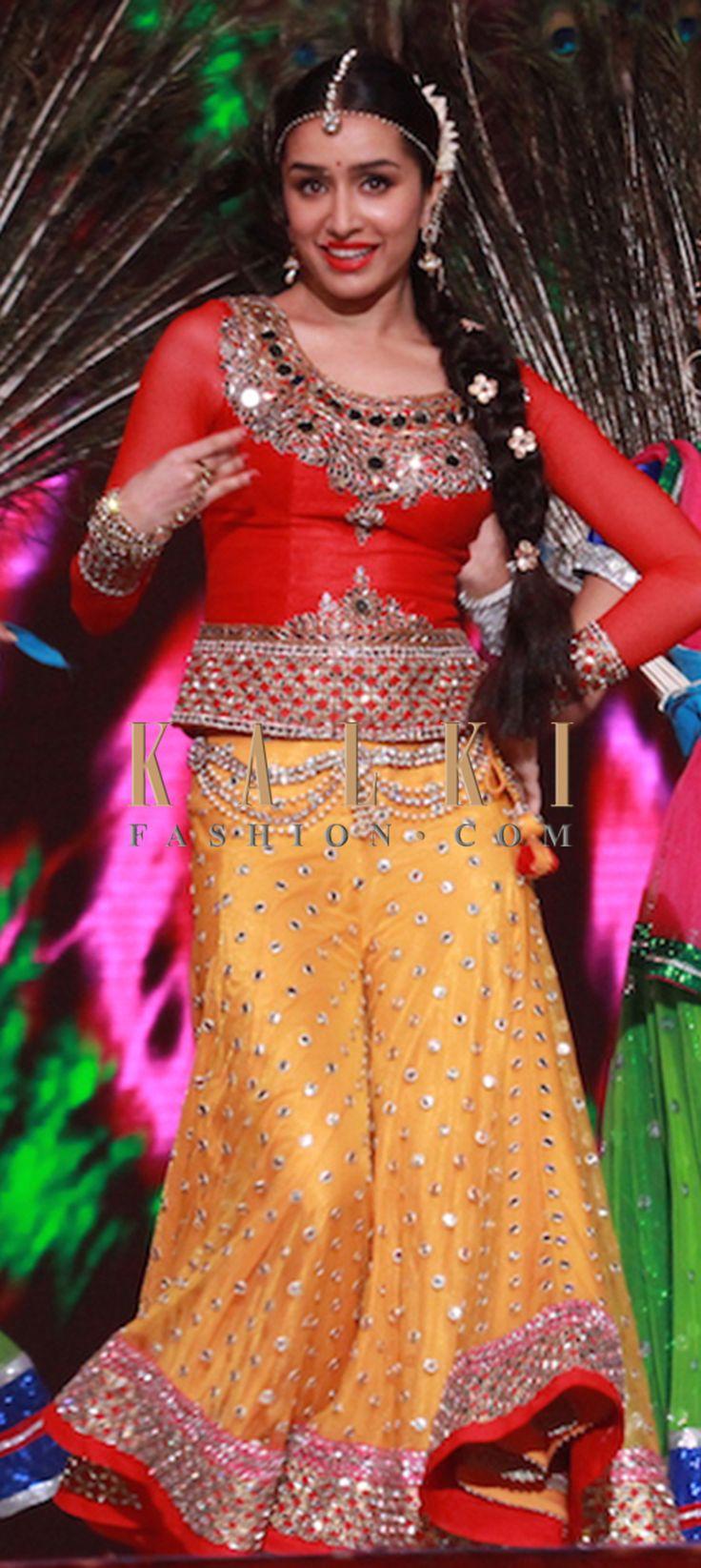Branded Designer Saree | Celebrity Lehenga Choli Online ...