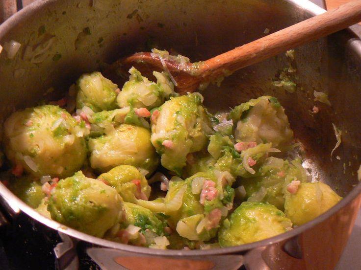 Comment aimer les choux de Bruxelles ... 28 legumes