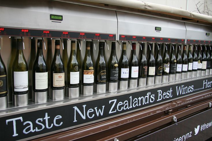 46 of New Zealand's best wines for tasting