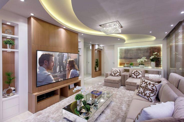 Navegue por fotos de Salas de estar modernas bege: . Veja fotos com as melhores ideias e inspirações para criar uma casa perfeita.