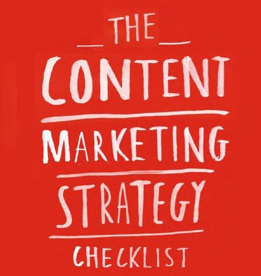 The Content Marketing Strategy - #Tactical #Resources #Content