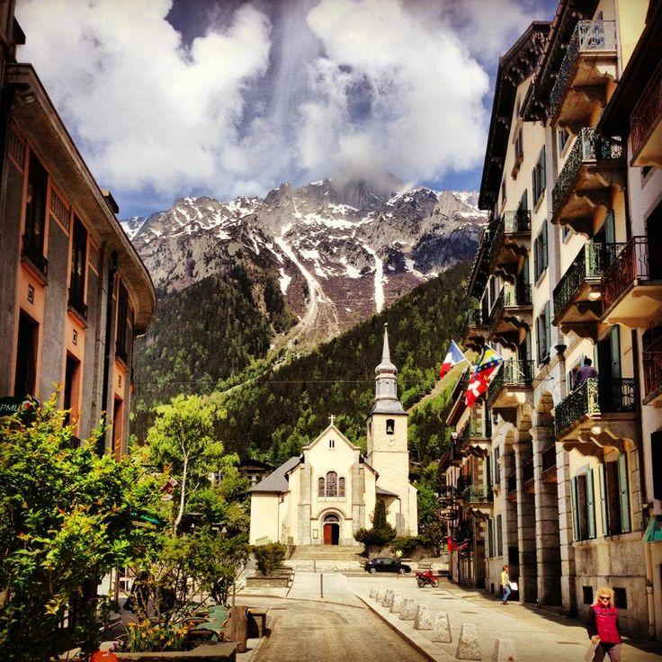 #MontBlanc, #Chamonix, #France.