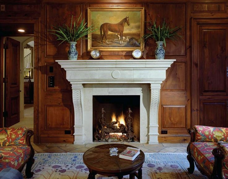 Natural Limestone Fireplace Natural Stone Fireplaces Pinterest Mantels Stone Fireplaces