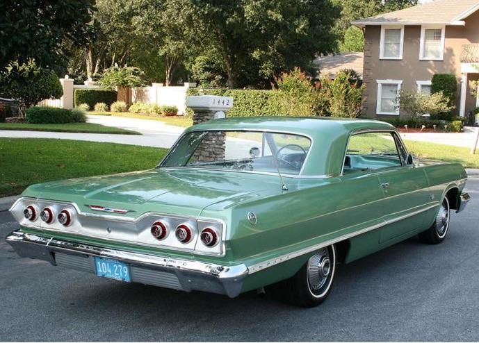 1963 Impala Maintenance of old vehicles: the material for new cogs/casters/gears/pads could be cast polyamide which I (Cast polyamide) can produce