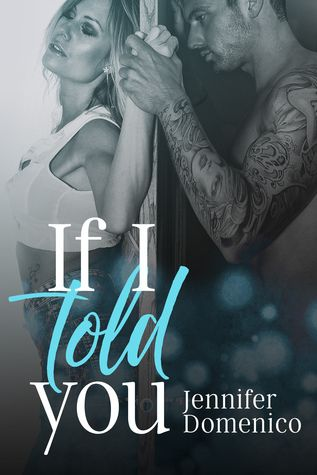Rusty's Reading : Release Day Blitz: If I Told You by Jennifer Domenico https://www.goodreads.com/book/show/30528481-if-i-told-you   Amazon: http://amzn.to/28ZcTov  @jendomenico  #IfIToldYou #ReleaseBlitz @jendomenicowords