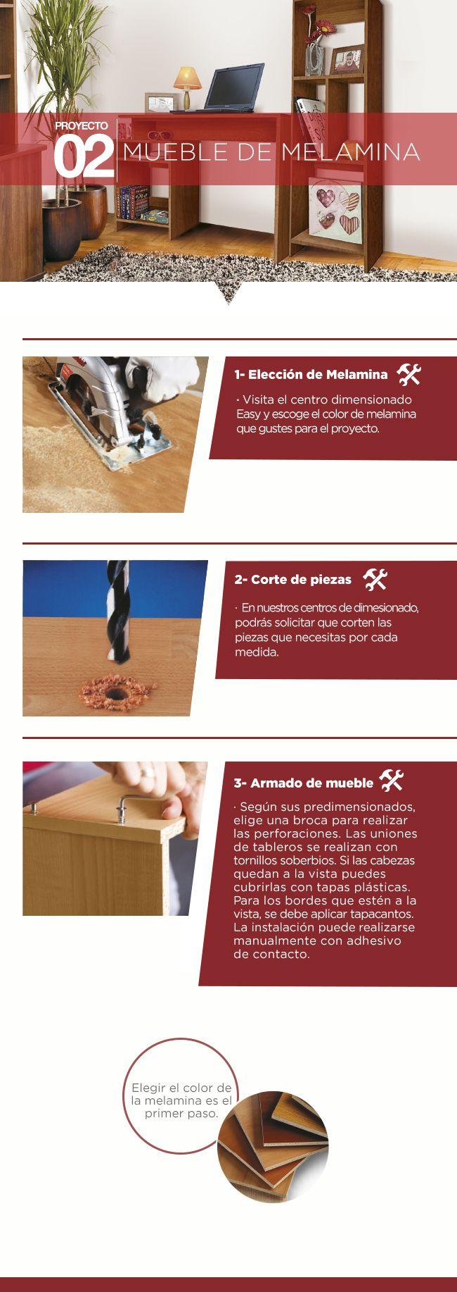 #Muebles #Menamina #Terminaciones #Consejos #Proyectos #Easy