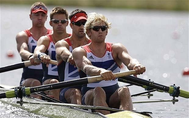 Rowing - what a GREAT (Britain) sport!
