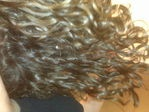 DIY: Flax seed curling cream, as a hair gel for curly hair or setting gel for making curls.