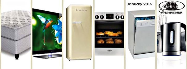 Drommedaris has a mission statement of providing the Kouga area with the cheapest possible prices on Furniture, Appliances, Electronics and Beds. #homeimprovement #appliances #homedecor