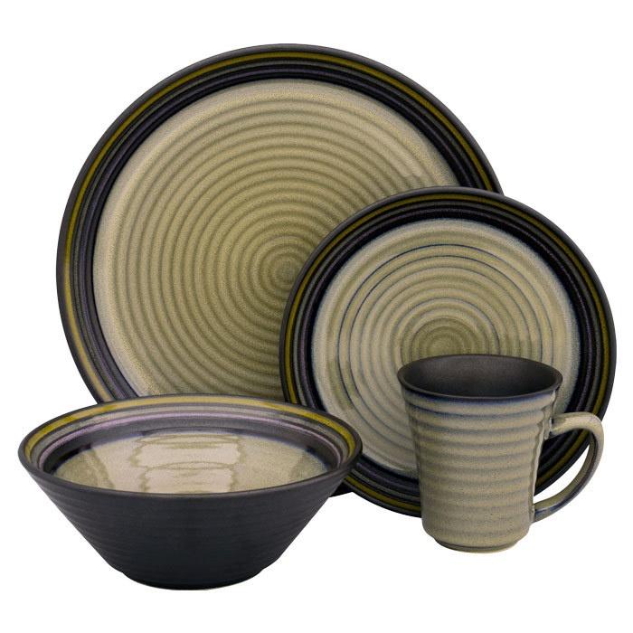 16 Piece Tropica Dinnerware Set  sc 1 st  Pinterest & 15 best Tableware Temptations images on Pinterest | Dish sets ...