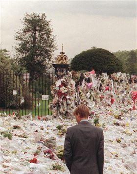 Funeral da Princesa Diana