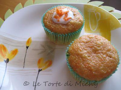 Muffins light allo yogurt e carote | Le Torte di Michy