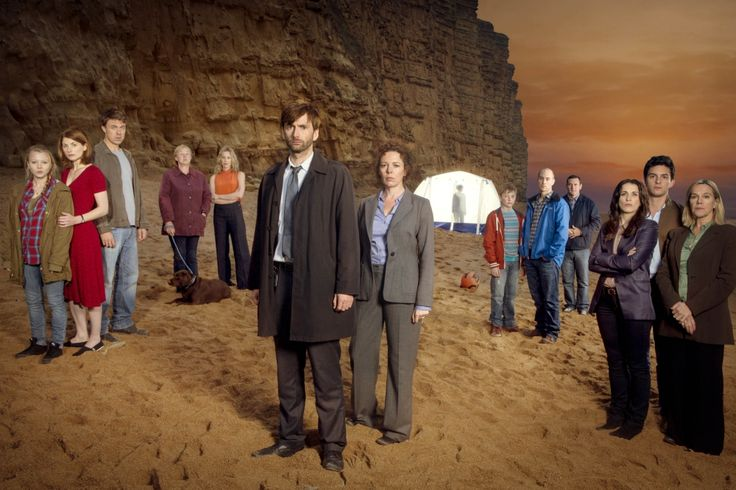 Broadchurch series 2 will be 'completely different.'  ??!