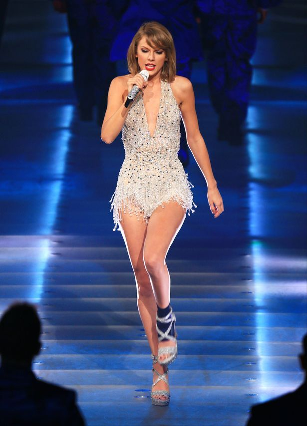 Even with Achilles Tendinitis, Taylor Swift keeps the show going on:  http://www.tanglewoodfootspecialists.com/practice_areas/houston-achilles-tendon-pain-achilles-tendinitis-ankle-pain.cfm