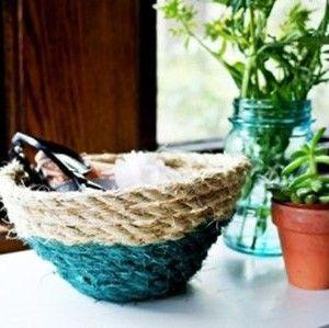 Cum faci cosulete decorative din funie colorata pentru decorul casei[…]