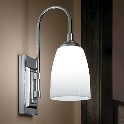 LED Wireless Wall Sconce for beside the bed? $25