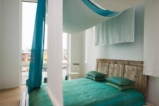 #Asuntomessut #Tampere2012 -suosikkijuttuja: Jämerä Loft 2:sta löytynyt makuuhuone