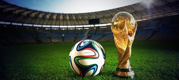 Pensar que tuvimos que esperar 4 años y ahora solo faltan 4 días, BENDITO FÚTBOL! Copa del Mundo