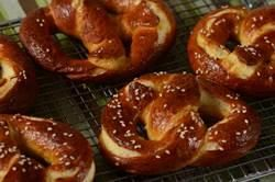 Homemade Soft Pretzels have a beautiful golden brown crust that is nice and chewy with a soft bread-like interior. From Joyofbaking.com With Demo Video