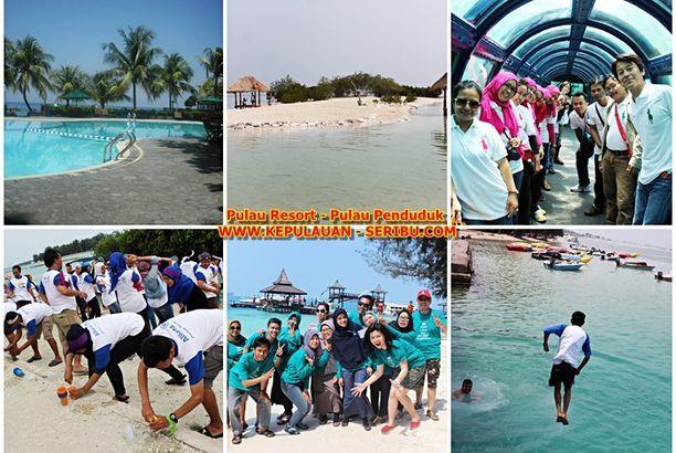 Kepulauan Seribu Island