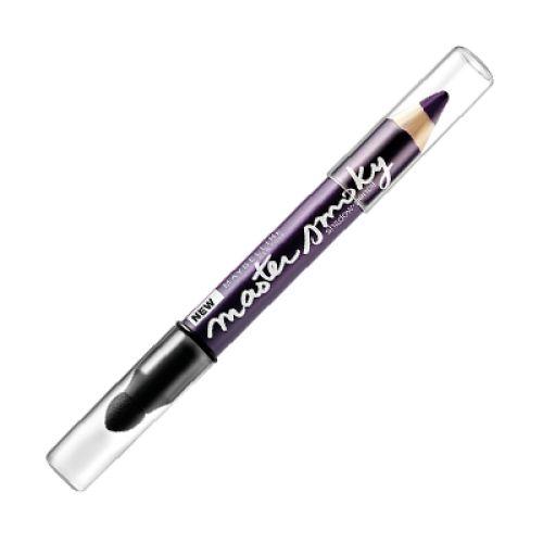 Maybelline Master Smoky Shadow Pencil | Violet http://www.themakeupspot.nl/Maybelline%20Master%20Smoky%20Shadow%20Pencil%20-%20Violet