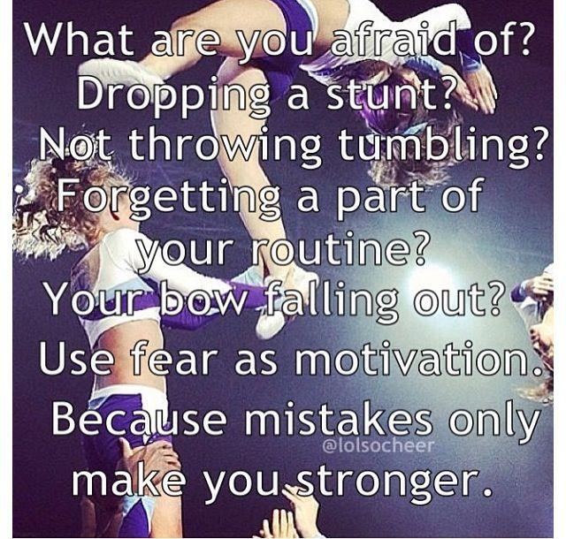 Cheerleading quotes | Cheerleading | Cheerleading quotes ...