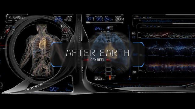 After Earth GFX Reel