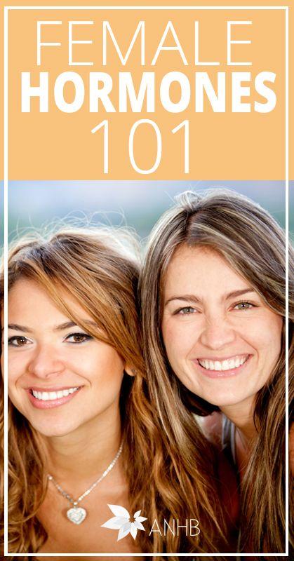 Female Hormones 101 - AllNaturalHomeandBeauty #hormones #health