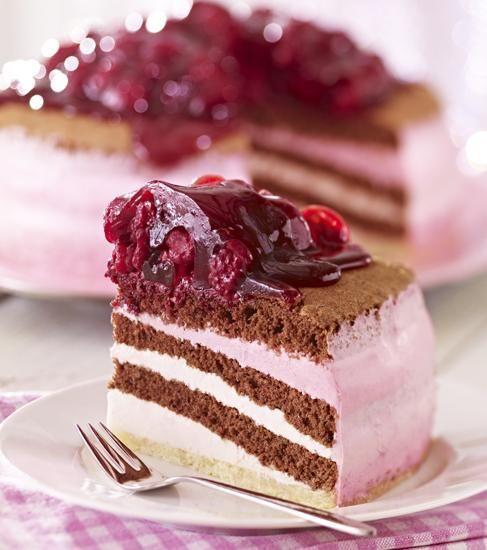 Erdbeer joghurt torte dr oetker