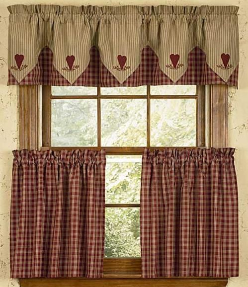 Las 25 mejores ideas sobre cenefas de ventana de cocina - Ver cortinas para cocina ...