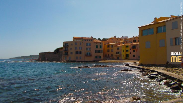 2014, week 41. Saint-Tropez, Cote d'Azur - French Riviera (France). Picture taken: 2014, 08
