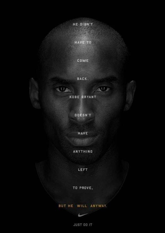 huge selection of b0c4a a7e83 kobe bryant nike poster