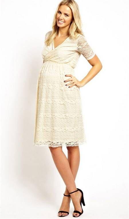 Cream maternity dress 2017/18 » MyClothesShop