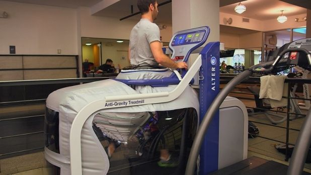 Anti-Gravity Treadmill Helps Users Drop 80% of Weight Instantly