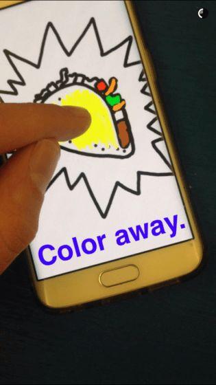 Wie funktionieren Snapchat Kampagnen? Taco Bell zeigt wie es geht.