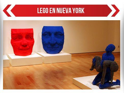 La mayor exposición de figuras de Lego jamás visto