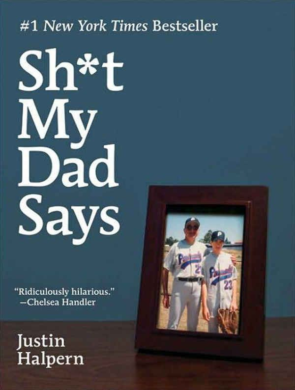 Arizona: Sh*t My Dad Says by Justin Halpern | The Most Downloaded Books In Each State