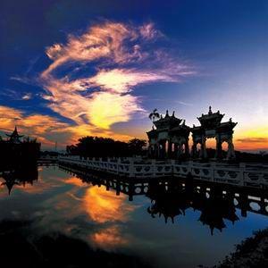 Zhuhai City, Guangdong Province Chong Meixi village - China