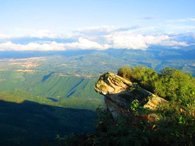kurthahnColombia - RESERVA NATURAL QUININI