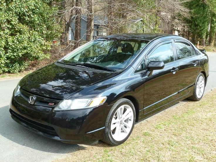 2007 Honda Civic Si 4dr Sedan - Matthews NC