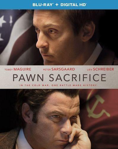Pawn Sacrifice [Includes Digital Copy] [UltraViolet] [Blu-ray] [2014]